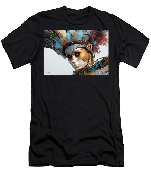 Who Are You? Men's T-Shirt (Athletic Fit)