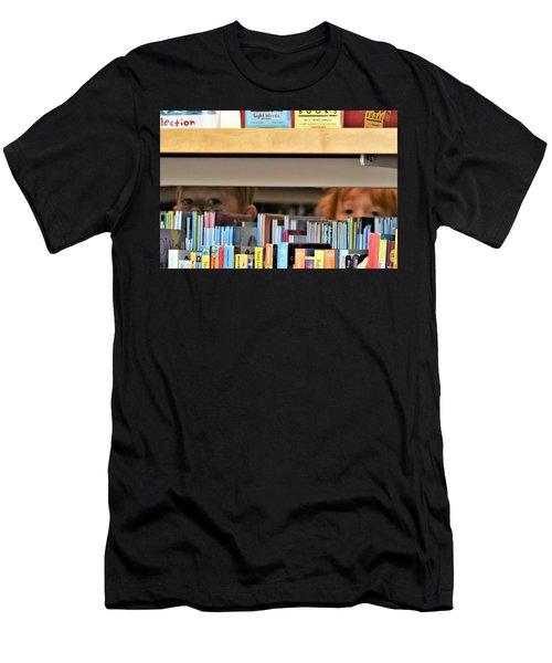 Who Dat Men's T-Shirt (Athletic Fit)