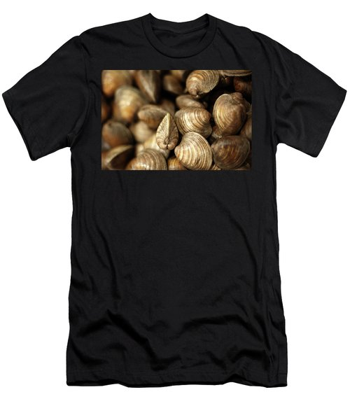 Whole Clams Men's T-Shirt (Athletic Fit)
