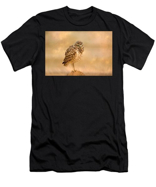 Whoo Me Men's T-Shirt (Athletic Fit)