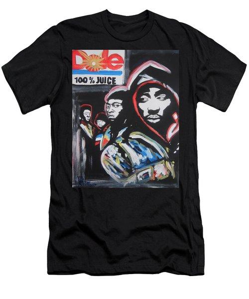 Whos Got Juice Men's T-Shirt (Athletic Fit)