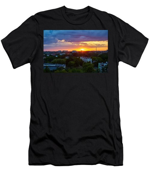 Why Men's T-Shirt (Athletic Fit)
