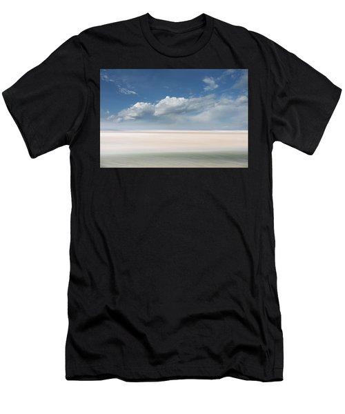 Wide Open Men's T-Shirt (Athletic Fit)
