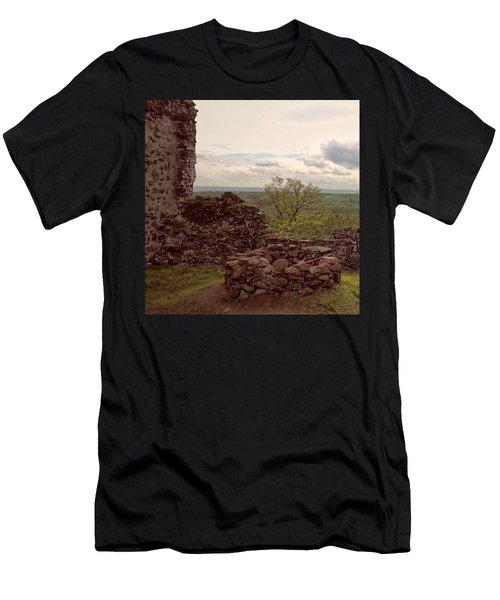 Wieder Einmal Auf Meiner Lieblings- Men's T-Shirt (Athletic Fit)