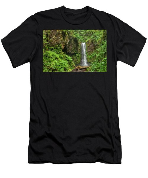 Wiesendanger Falls Men's T-Shirt (Athletic Fit)