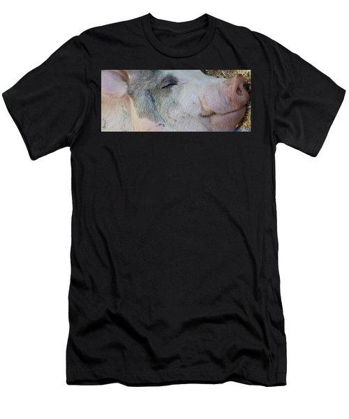 Wilbur Men's T-Shirt (Athletic Fit)