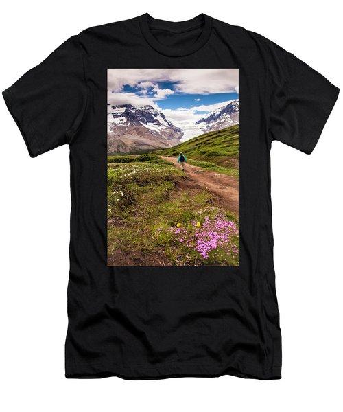 Wilcox Pass Men's T-Shirt (Athletic Fit)