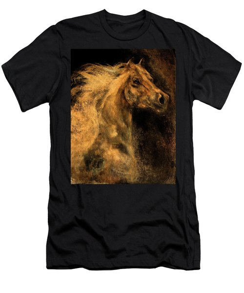 Wild And Free Men's T-Shirt (Slim Fit) by Barbie Batson