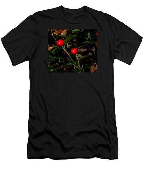 Wild Berries Men's T-Shirt (Athletic Fit)