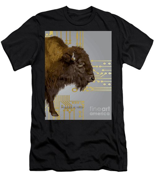 The American Buffalo Men's T-Shirt (Athletic Fit)
