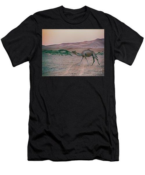 Wild Camel Men's T-Shirt (Athletic Fit)