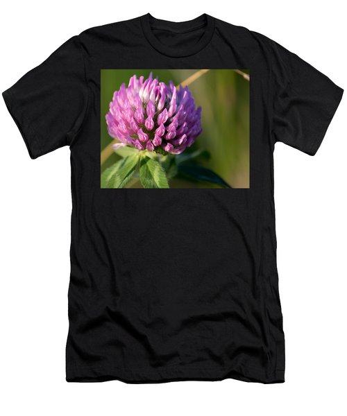 Wild Flower Bloom  Men's T-Shirt (Athletic Fit)