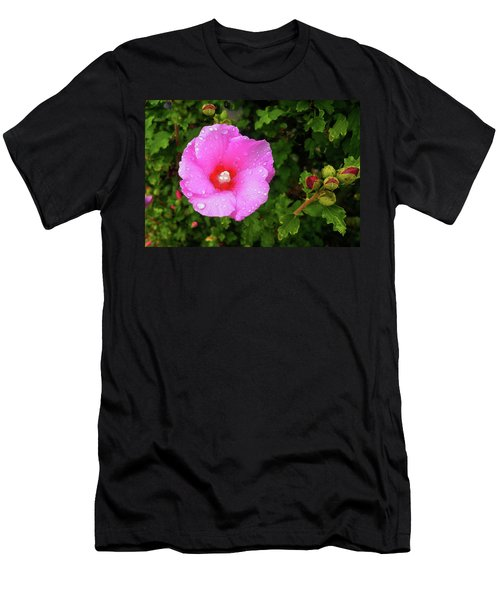 Men's T-Shirt (Athletic Fit) featuring the photograph Wild Glory by Roger Bester