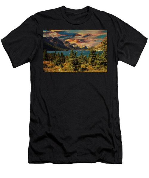 Wild Goose Island Gnp. Men's T-Shirt (Athletic Fit)