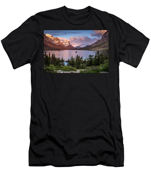 Wild Goose Island Morning 1 Men's T-Shirt (Athletic Fit)