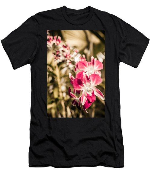 Wild Orchids Men's T-Shirt (Athletic Fit)