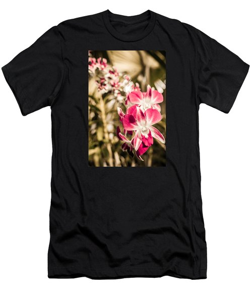 Wild Orchids Men's T-Shirt (Athletic Fit)