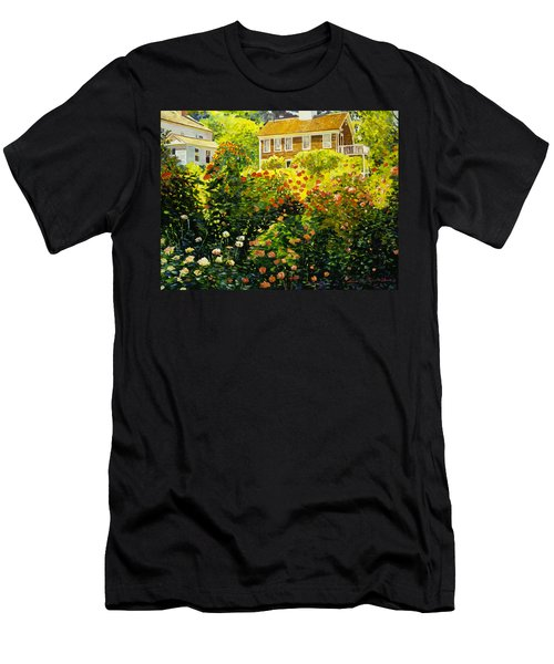 Wild Rose Country Men's T-Shirt (Athletic Fit)