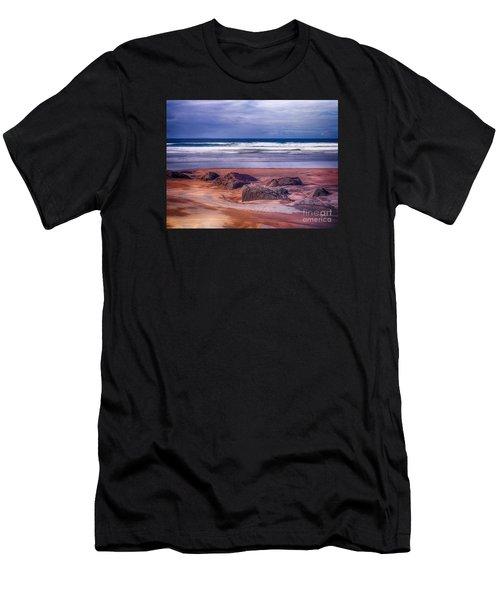Sand Coast Men's T-Shirt (Athletic Fit)