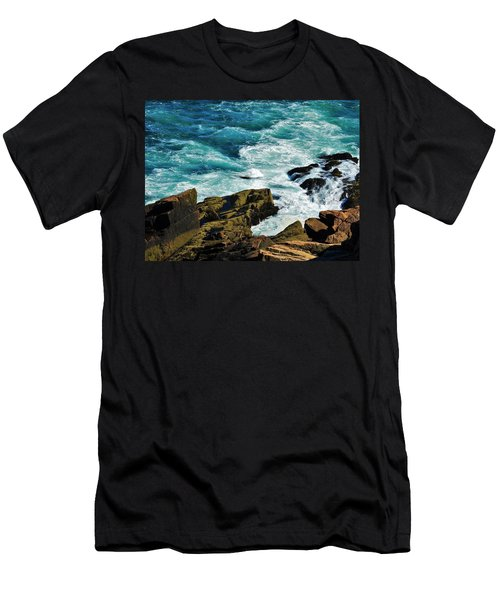 Wild Shore Men's T-Shirt (Athletic Fit)