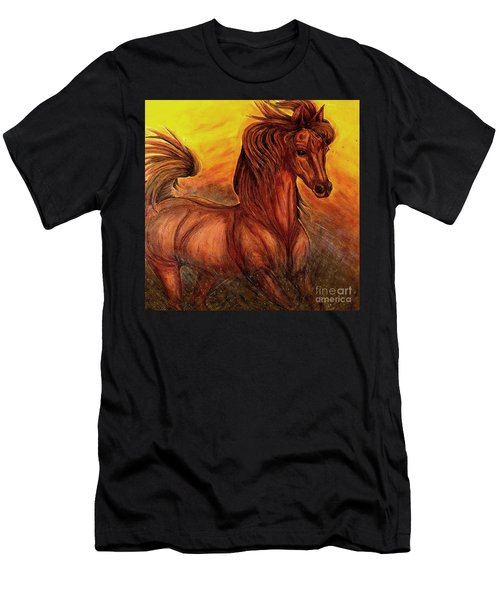 Wild Spirit Men's T-Shirt (Athletic Fit)