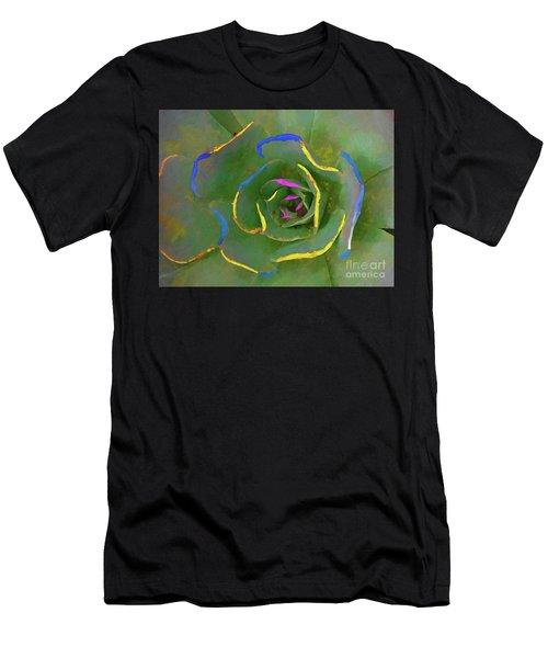 Wild Succulent Men's T-Shirt (Athletic Fit)