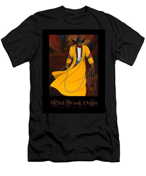 Wild West Days 2012 Men's T-Shirt (Athletic Fit)