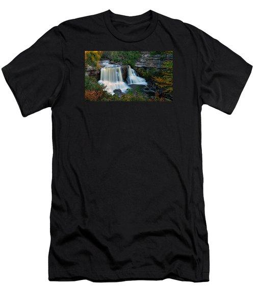 Wild West Virginia Men's T-Shirt (Athletic Fit)