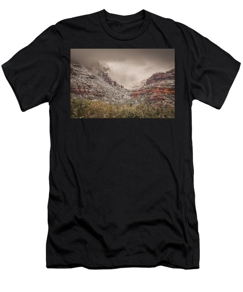 Boynton Canyon Arizona Men's T-Shirt (Athletic Fit)