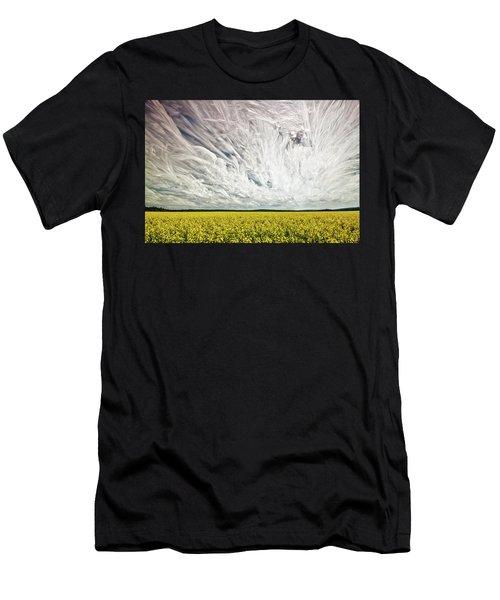 Wild Winds Men's T-Shirt (Athletic Fit)
