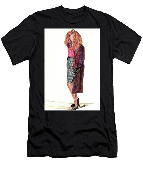 Wild Woman Men's T-Shirt (Athletic Fit)
