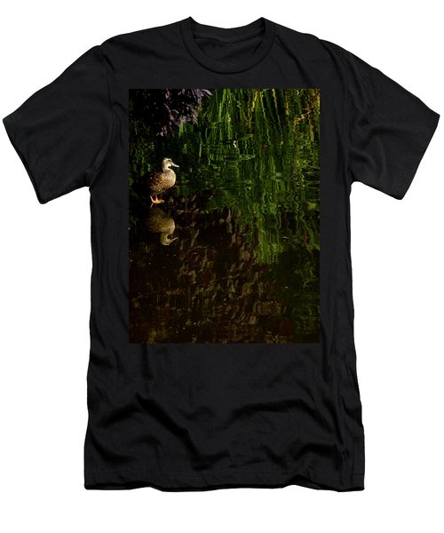 Wilderness Duck Men's T-Shirt (Athletic Fit)