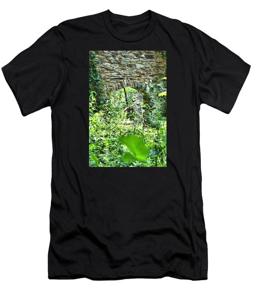 Wilderness Portal Men's T-Shirt (Athletic Fit)