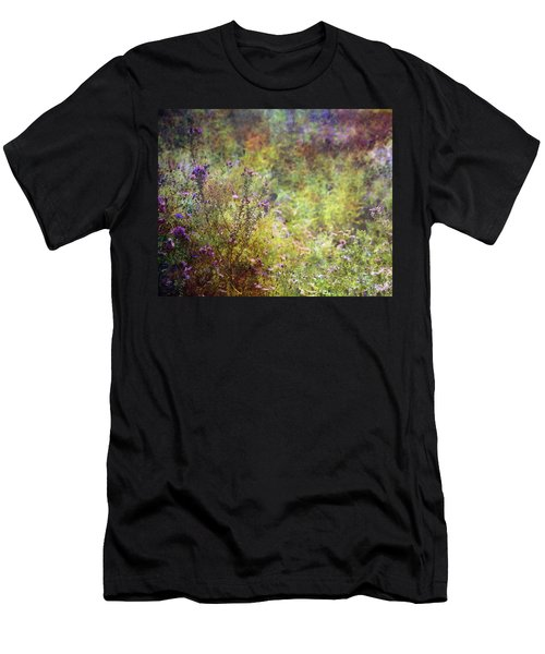 Wildflower Garden Impression 4464 Idp_2 Men's T-Shirt (Athletic Fit)