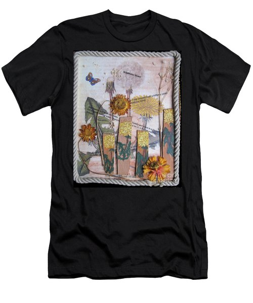 Wildflower Honey Men's T-Shirt (Athletic Fit)