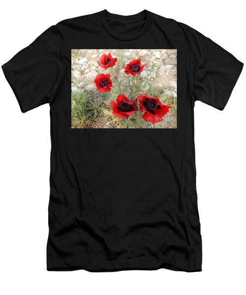 Wildflowers Men's T-Shirt (Athletic Fit)