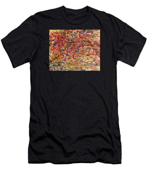 Wildflowers Dancing With The Light Men's T-Shirt (Athletic Fit)