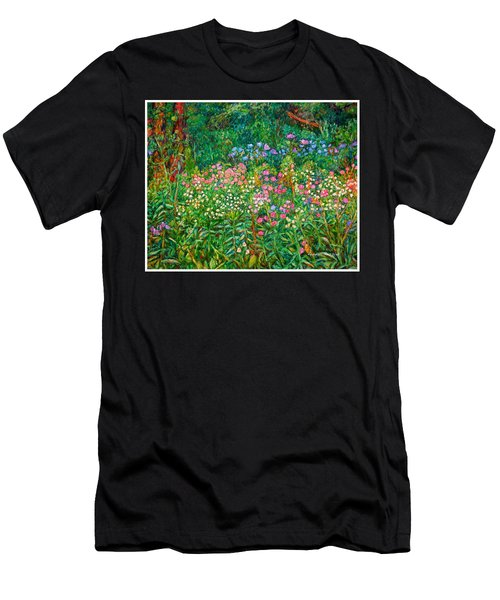 Wildflowers Near Fancy Gap Men's T-Shirt (Athletic Fit)