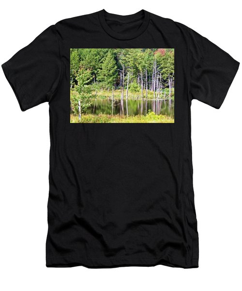 Wildness Men's T-Shirt (Athletic Fit)