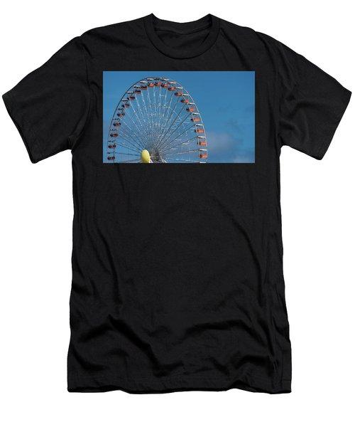 Wildwood Ferris Wheel Men's T-Shirt (Athletic Fit)