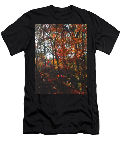 Wildwood Missouri Men's T-Shirt (Athletic Fit)
