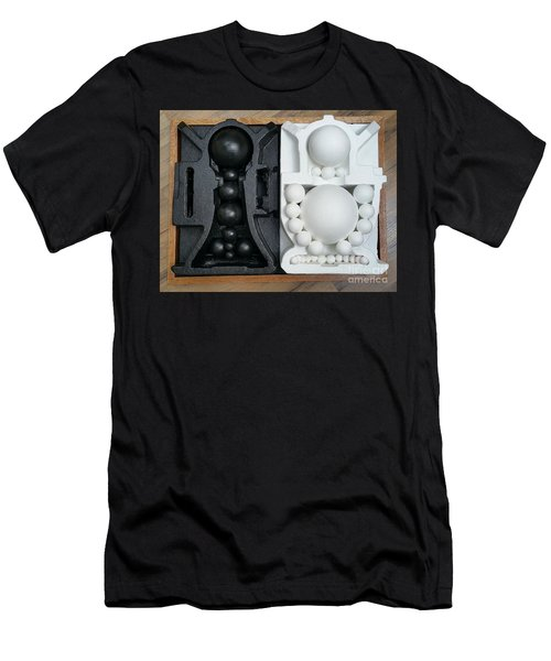 Willendorf Wedding 2 Men's T-Shirt (Athletic Fit)