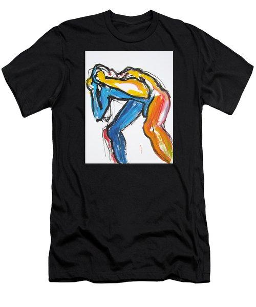 William Flynn Block Men's T-Shirt (Athletic Fit)