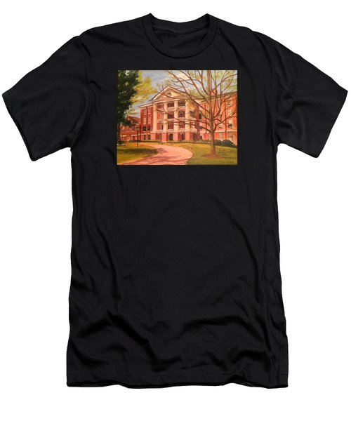William Peace University Men's T-Shirt (Athletic Fit)