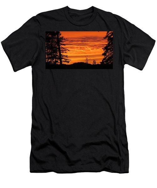 Williams Lake Men's T-Shirt (Athletic Fit)