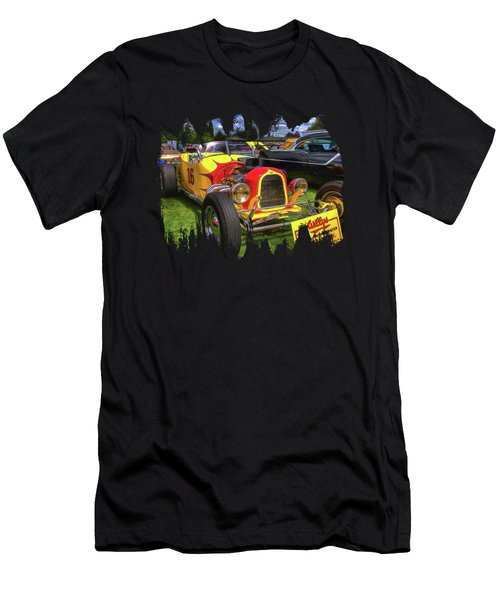 Willys Overland Roadster Men's T-Shirt (Athletic Fit)
