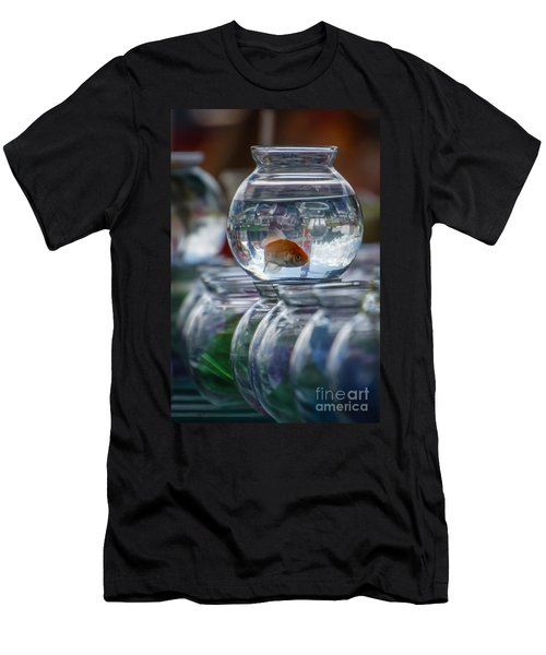 Win A Goldfish Men's T-Shirt (Athletic Fit)
