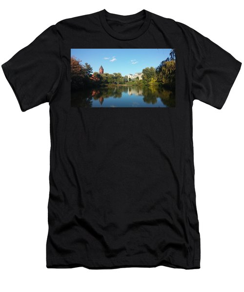 Winchester,ma Scenery Men's T-Shirt (Athletic Fit)