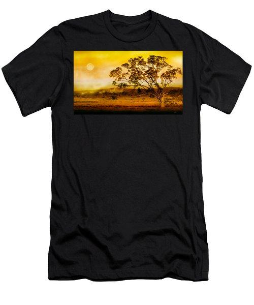 Wind Of Change Men's T-Shirt (Athletic Fit)