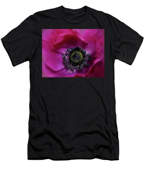 Windflower Men's T-Shirt (Athletic Fit)